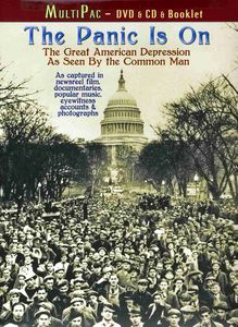 The Panic Is On: The Great American Depression as Seen by the Common Man