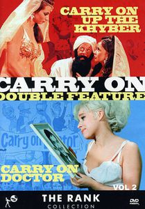 Carry on Doctor /  Carry On...Up the Khyber