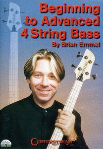 Beginning to Advanced 4-string Bass
