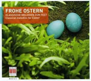 Classical Melodies for Easter /  Various
