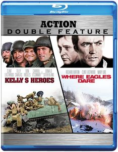 Kelly's Heroes /  Where Eagles Dare