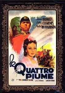 Le Quattro Piume (1939) [Import]