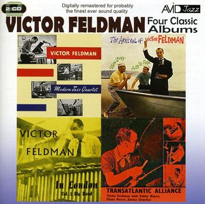 Transatlantic Alliance/ Modern Jazz Quartet/ Arrival/ In London, Vol. 2