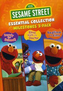 Sesame Street Essentials Collection: Milestones