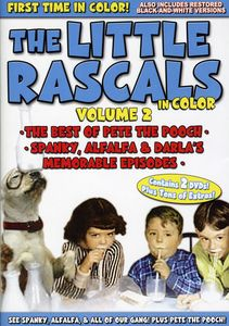 The Little Rascals in Color: Volume 2