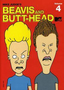 Beavis and Butt-head: Volume 4