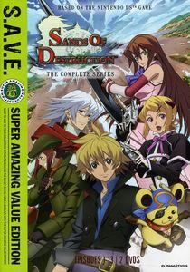 Sands of Destruction: Complete Series - S.A.V.E.