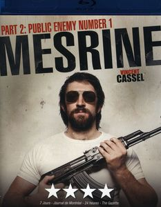 Mesrine: Part 2: Public Enemy #1 [Import]