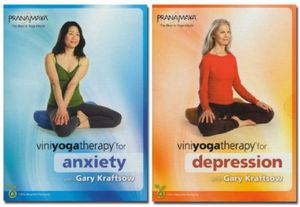 Viniyoga Therapy for Anxiety and Depression