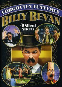 Forgotten Funnymen: Billy Bevan