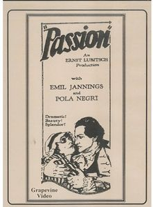 Passion - Madame Dubarry