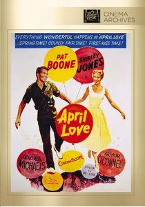 April Love , Pat Boone