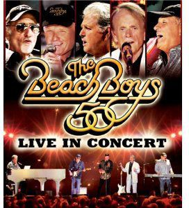 The Beach Boys: Live in Concert: 50th Anniversary Tour , The Beach Boys
