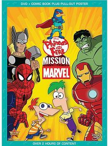 Phineas and Ferb: Mission Marvel