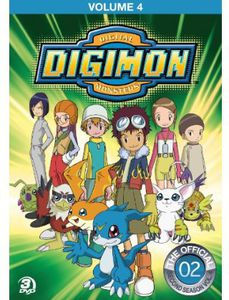 Digimon Adventure: Vol. 4