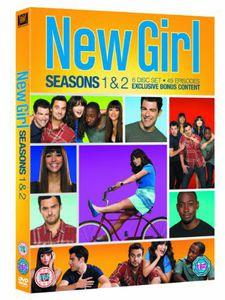New Girl-Seasons 1-2 [Import]