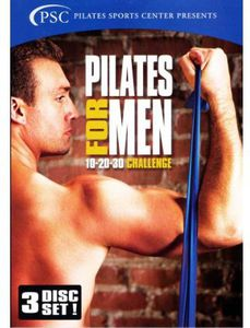 Pilates for Men: 10-20-30 Challenge