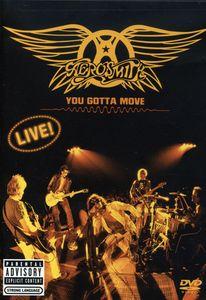 Aerosmith: You Gotta Move