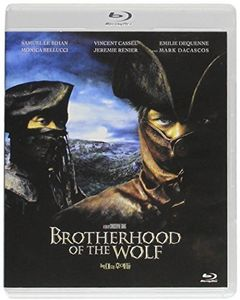 Brotherhood of the Wolf (Director's Cut) [Import]