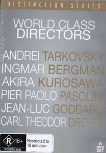 World Class Directors - DVD Collection [Import]