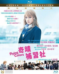 Flying Colors (2015) [Import]