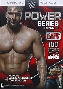Wwe Power Series: Triple H [Import]
