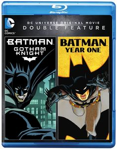 DCU: Batman - Gotham Knight /  DCU: Batman Year One
