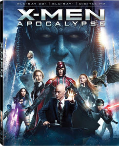 X-Men: Apocalypse , James McAvoy
