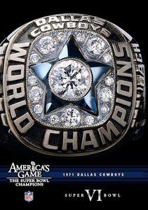 Nfl America'S Game: 1971 Cowboys (Super Bowl VI)