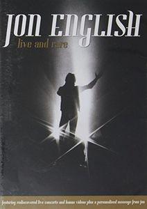 Jon English: Live & Rare [Import]