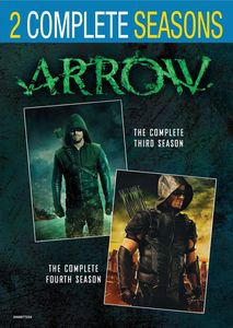 Arrow: Season 3 + Season 4