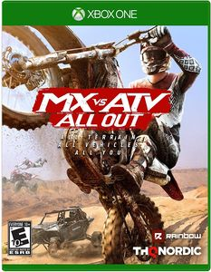 MX vs ATV: All Out for Xbox One