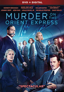 Murder on the Orient Express , Kenneth Branagh