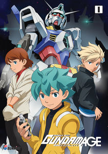 Mobile Suit Gundam Age TV Series: Collection 1