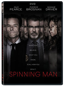 Spinning Man , Guy Pearce