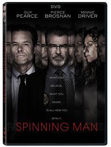 Spinning Man , Guy Pearce