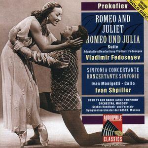 Prokofiev: Romeo & Juliet /  Sinfonia Concertante