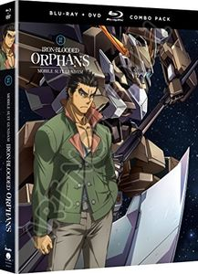 Mobile Suit Gundam: Iron-Blooded Orphans - Season Two - Part One , Johnny Yong Bosch