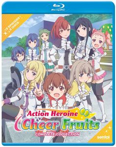Action Heroine Cheer Fruits