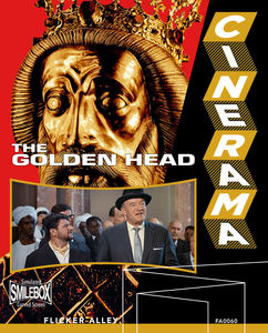 The Golden Head , Buddy Hackett