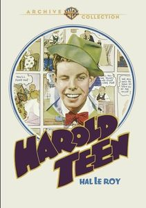 Harold Teen , Hal Le Roy