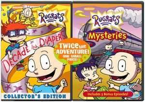 Rugrats: Decade of Diapers & Rugrats Mysteries