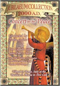 Concert for the Peace: Jubilæum Collection 2000 A.D.