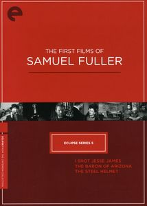 The First Films of Samuel Fuller (Criterion Collection - Eclipse Series 5)