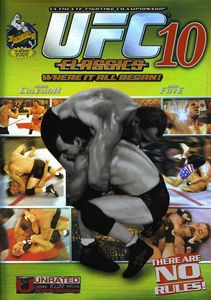 UFC Classics: Volume 10: The Tournament
