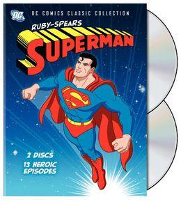 Ruby-Spears Superman