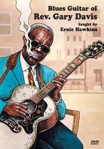 Blues Guitar of Rev. Gary Davis