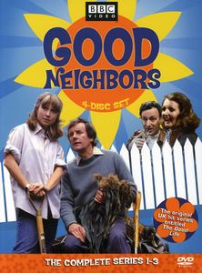 Good Neighbors: Complete Series 1-3 , Richard Briers