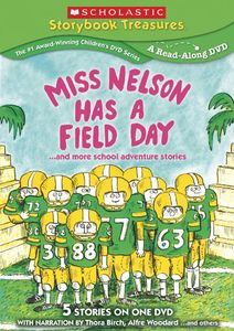 Miss Nelson Has a Field Day...And Miss Nelson Is Back