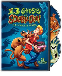 The 13 Ghosts of Scooby-Doo: The Complete Series